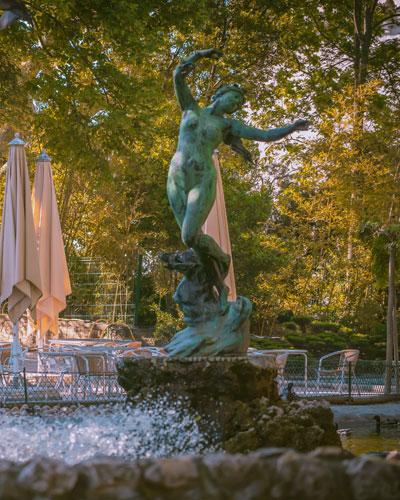 Jardin des Doms à Avignon