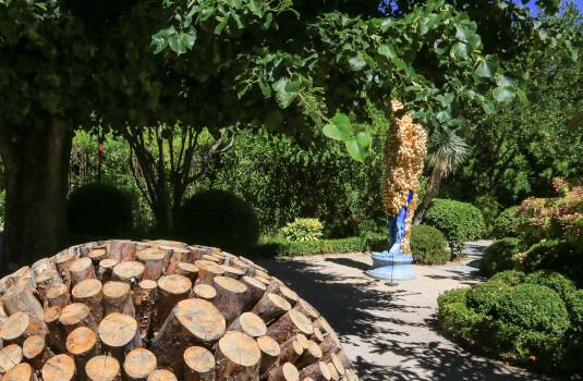 Jardins de la villa Datris - ©HOCQUEL A