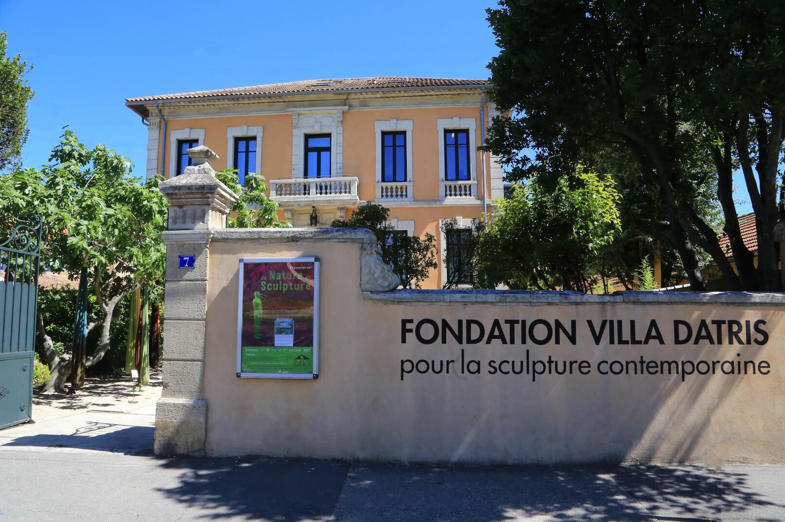 Bezoek aan Villa Datris
