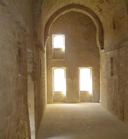 Commanderie templière ©HOCQUEL A