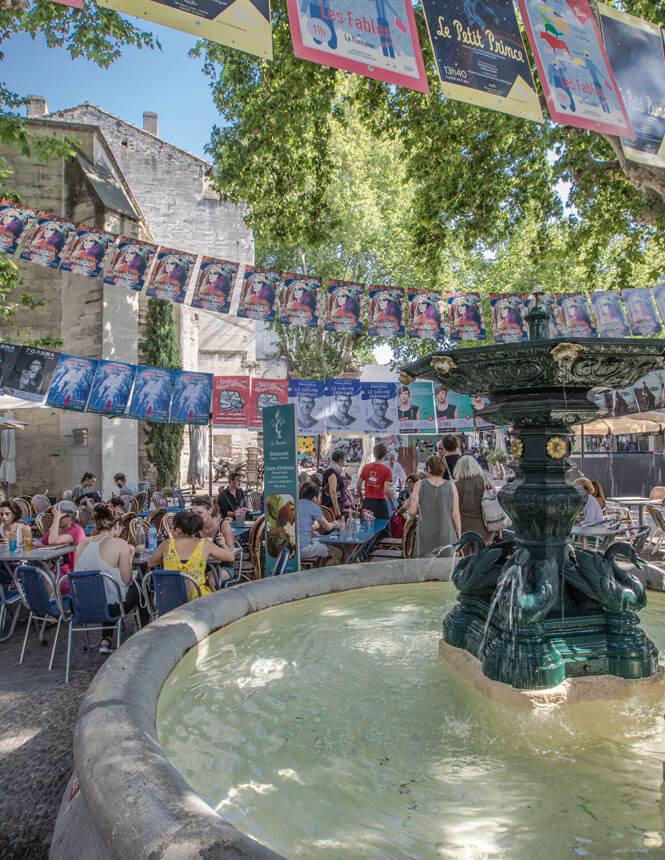 Festival d'Avignon - ©KESSLER G