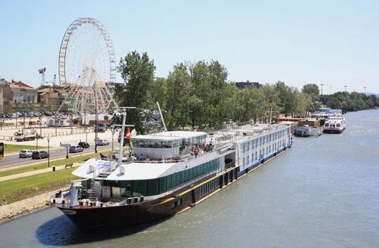 Grande roue à Avignon @ Hocquel