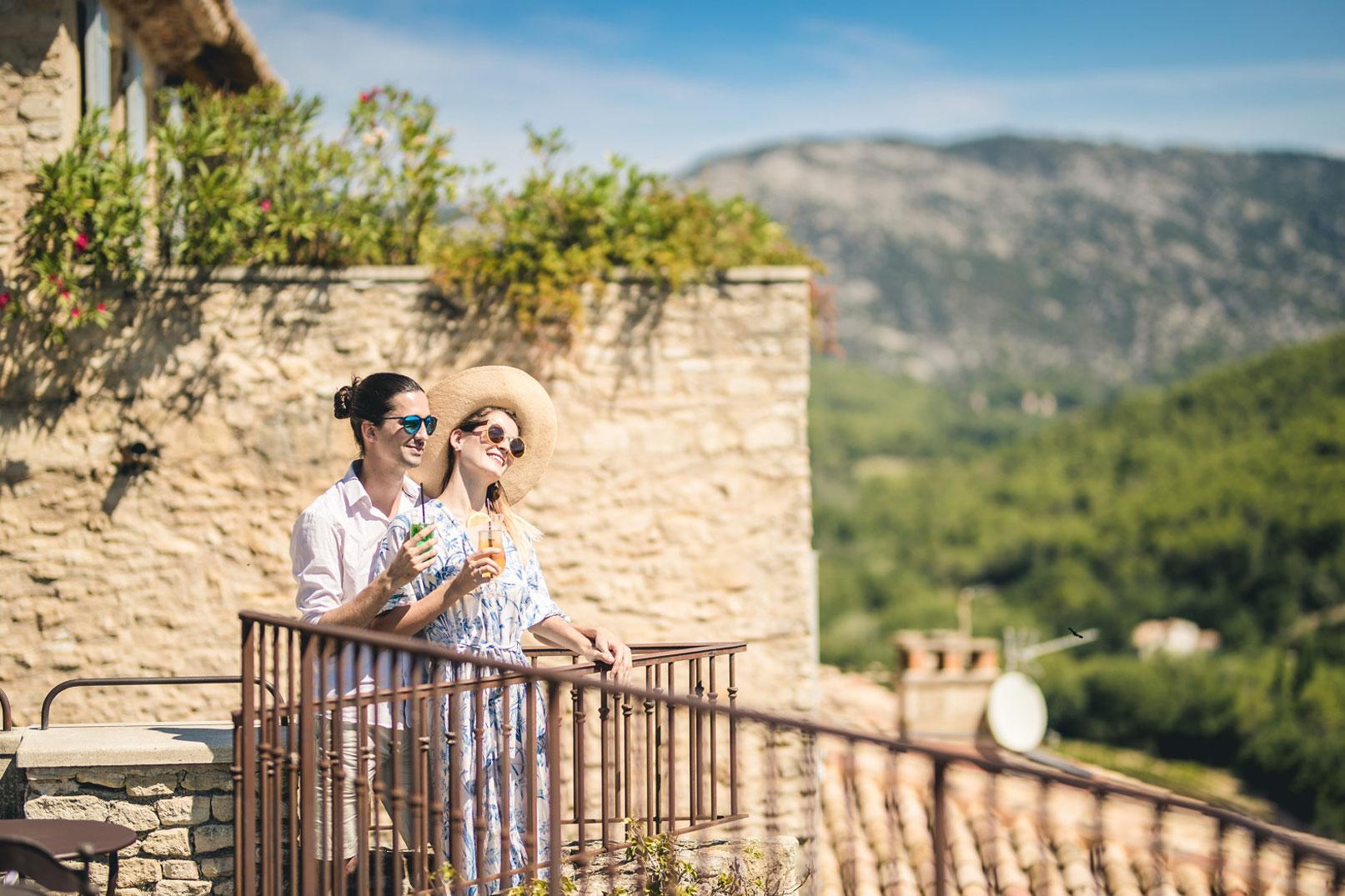 Romantisch weekend in de Luberon