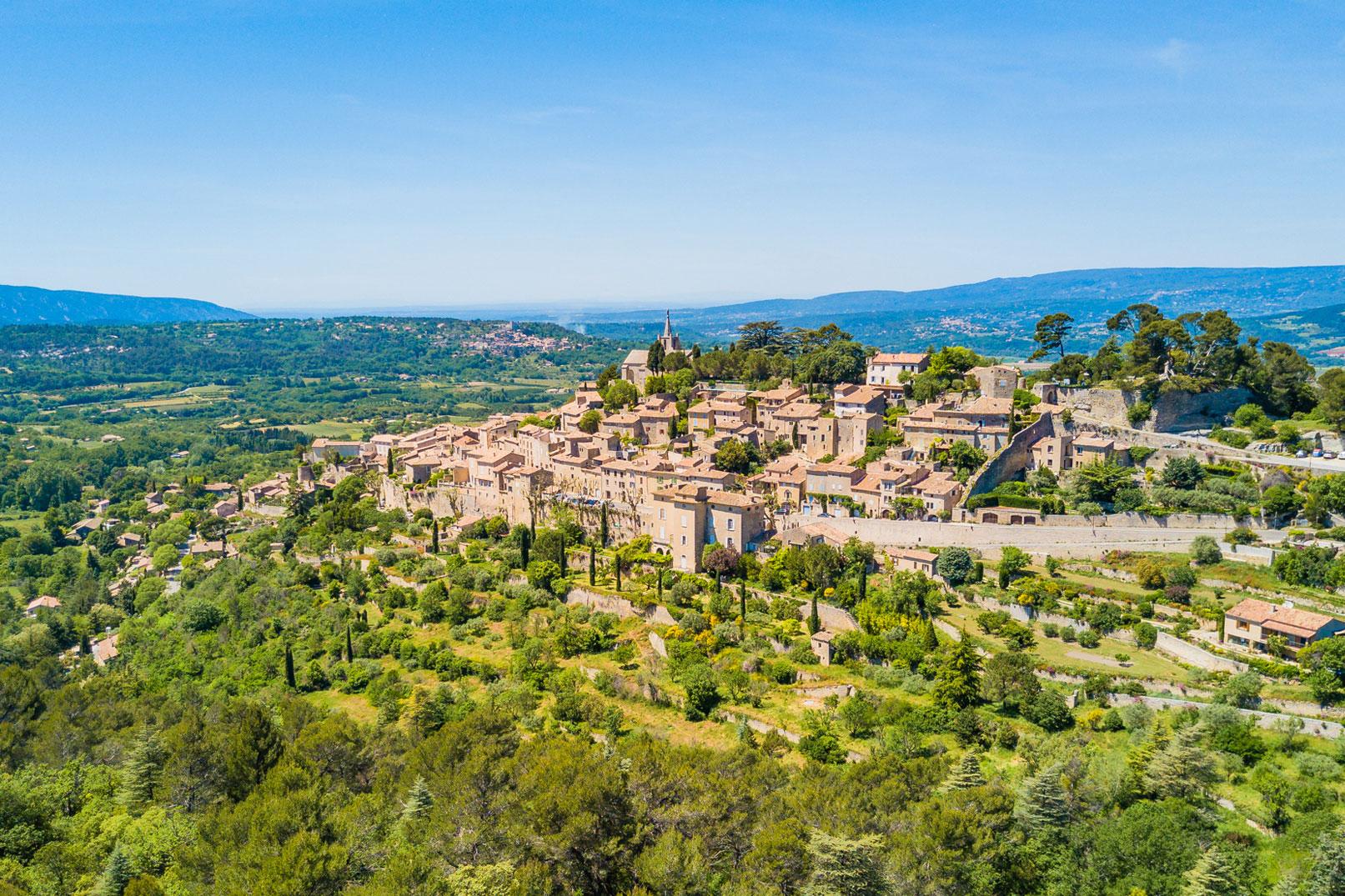 Village de Bonnieux @ Verneuil