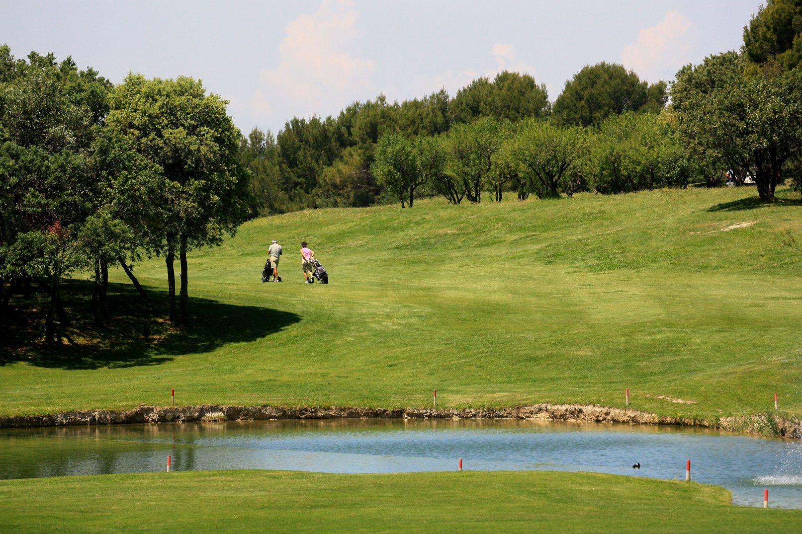 Golf du Vaucluse @ Hocquel