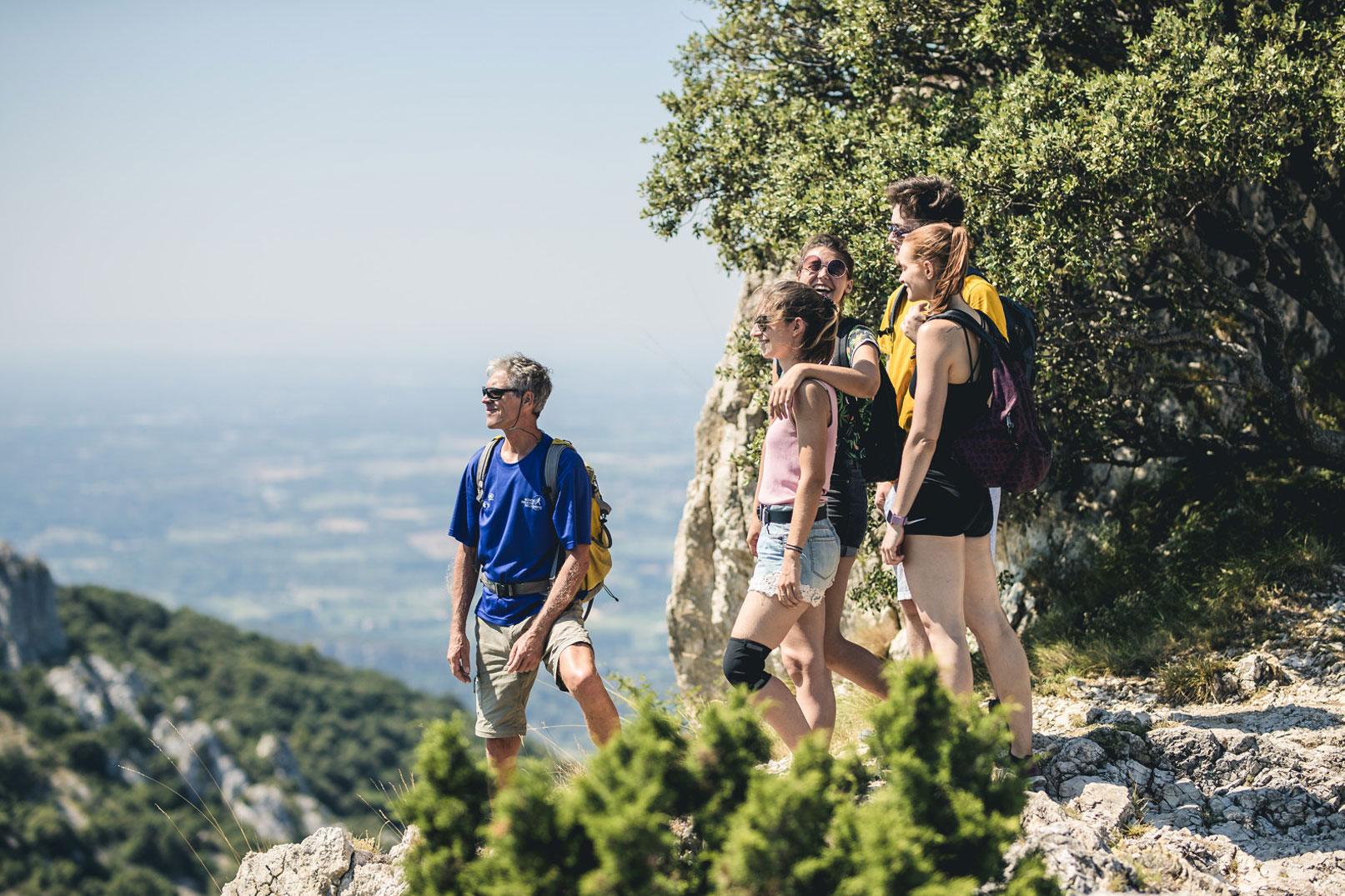 Guides accompagnateurs en Vaucluse @ O'Brien