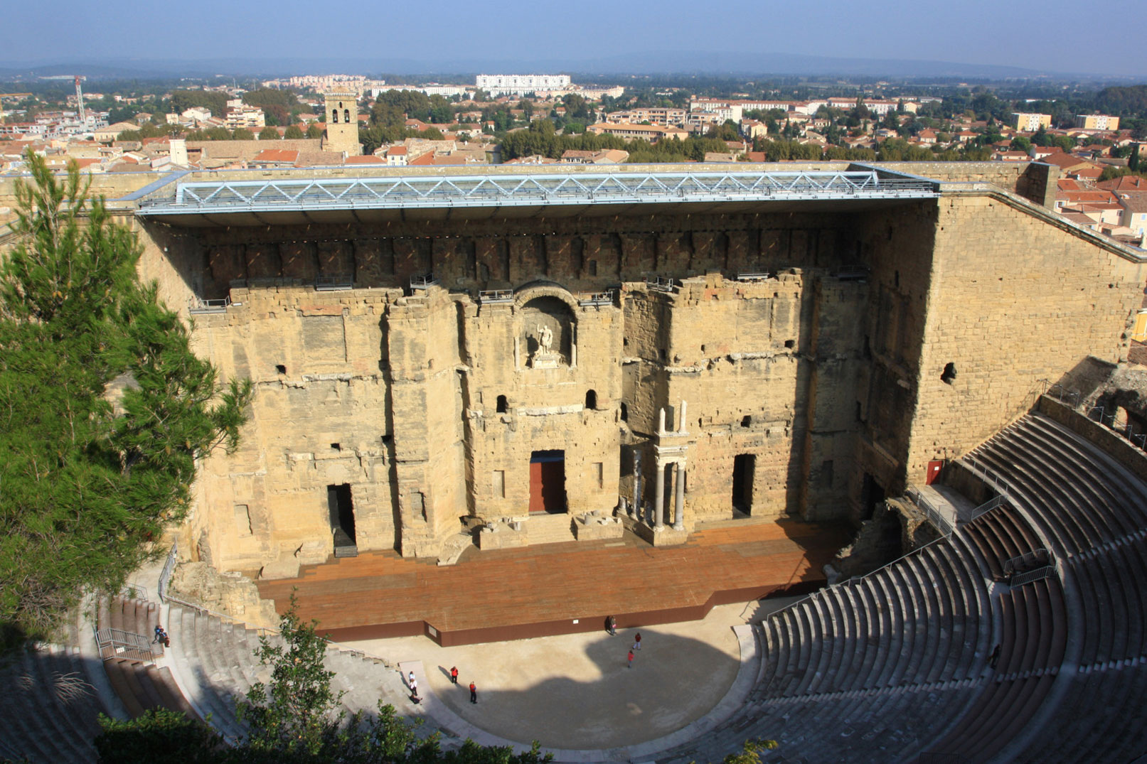 Patrimoine romain en Vaucluse @ Hocquel