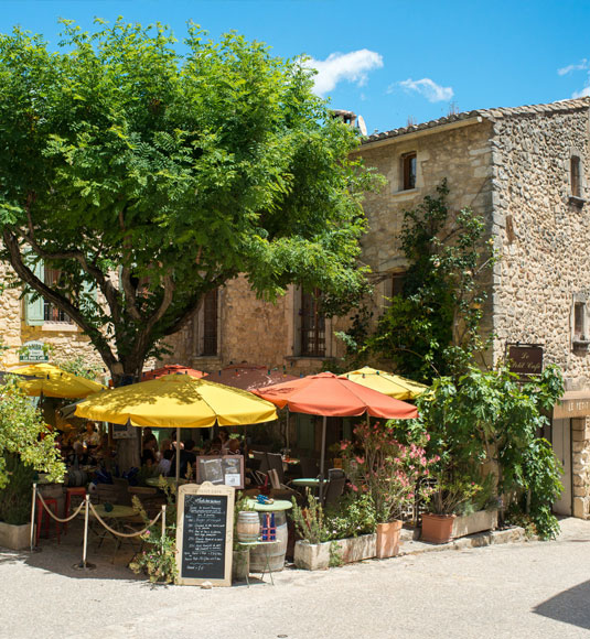 Oppède-le-Vieux Luberon @ Colombe