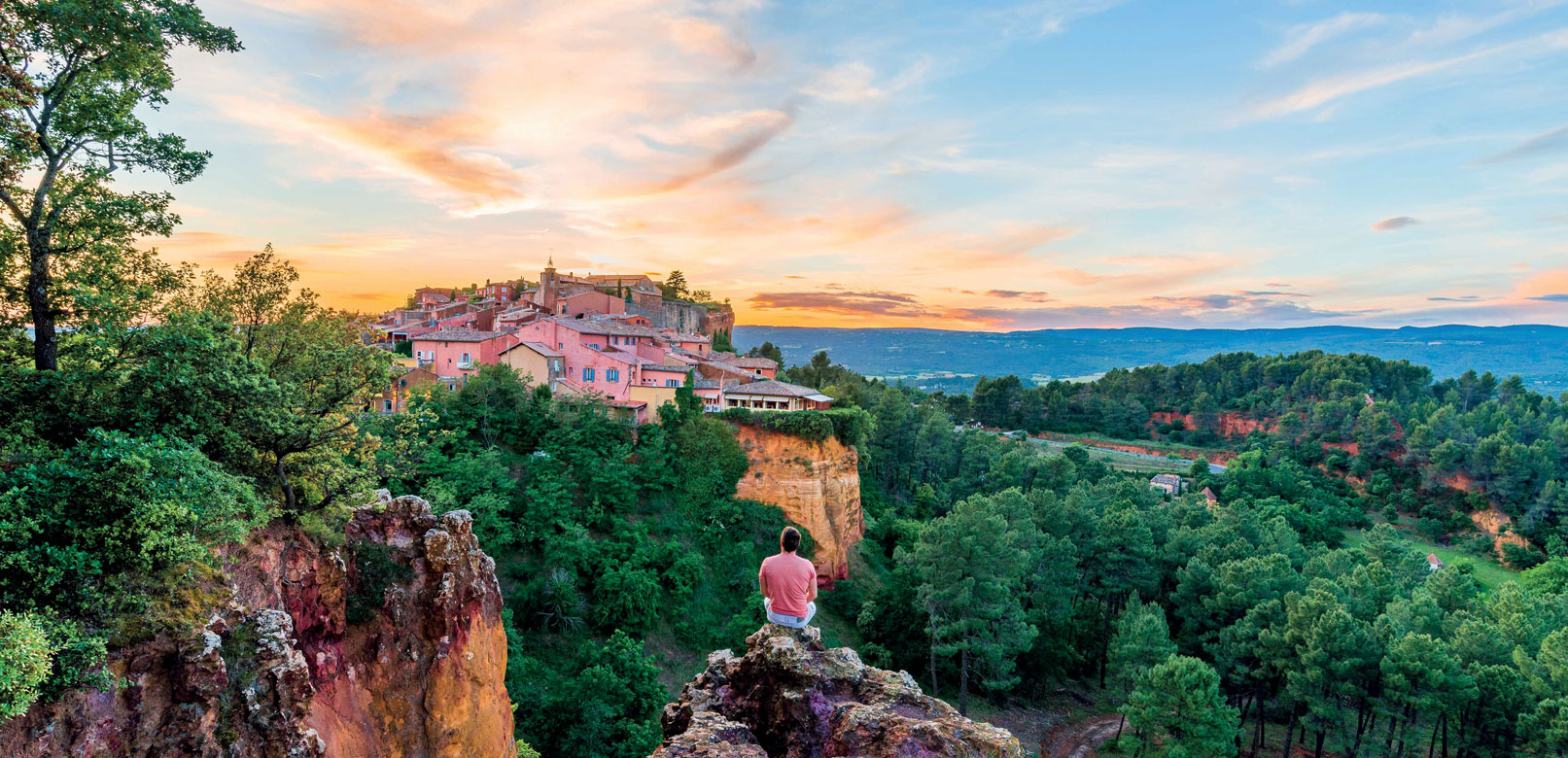 Roussillon  Luberon @ Verneuil
