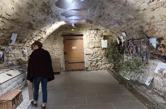 Truffelmuseum in Richerenches in de Vaucluse