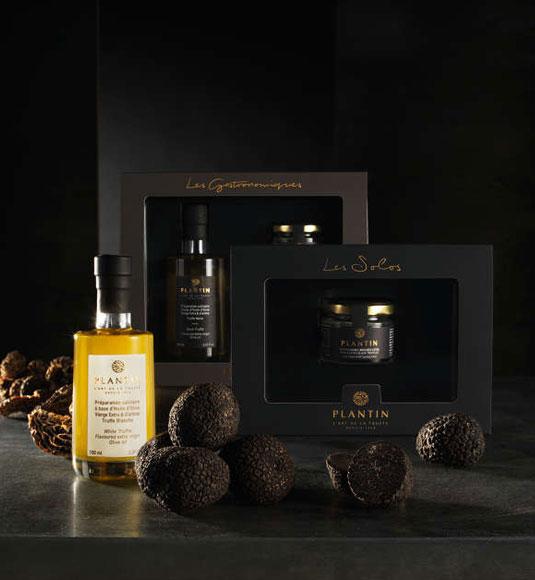 Producten met truffel van bij Plantin