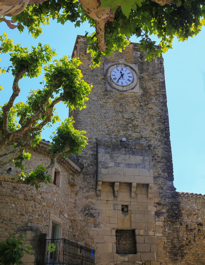 Richerenches in de Vaucluse