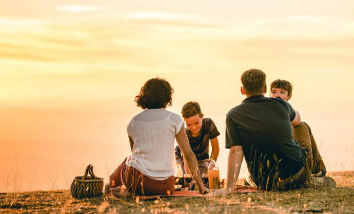 picknickplekken Vaucluse