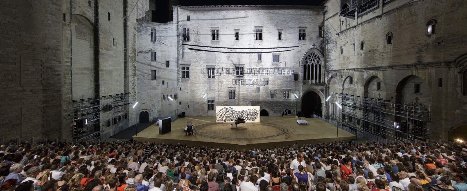 Festival von Avignon © Rayneud-de-Lage
