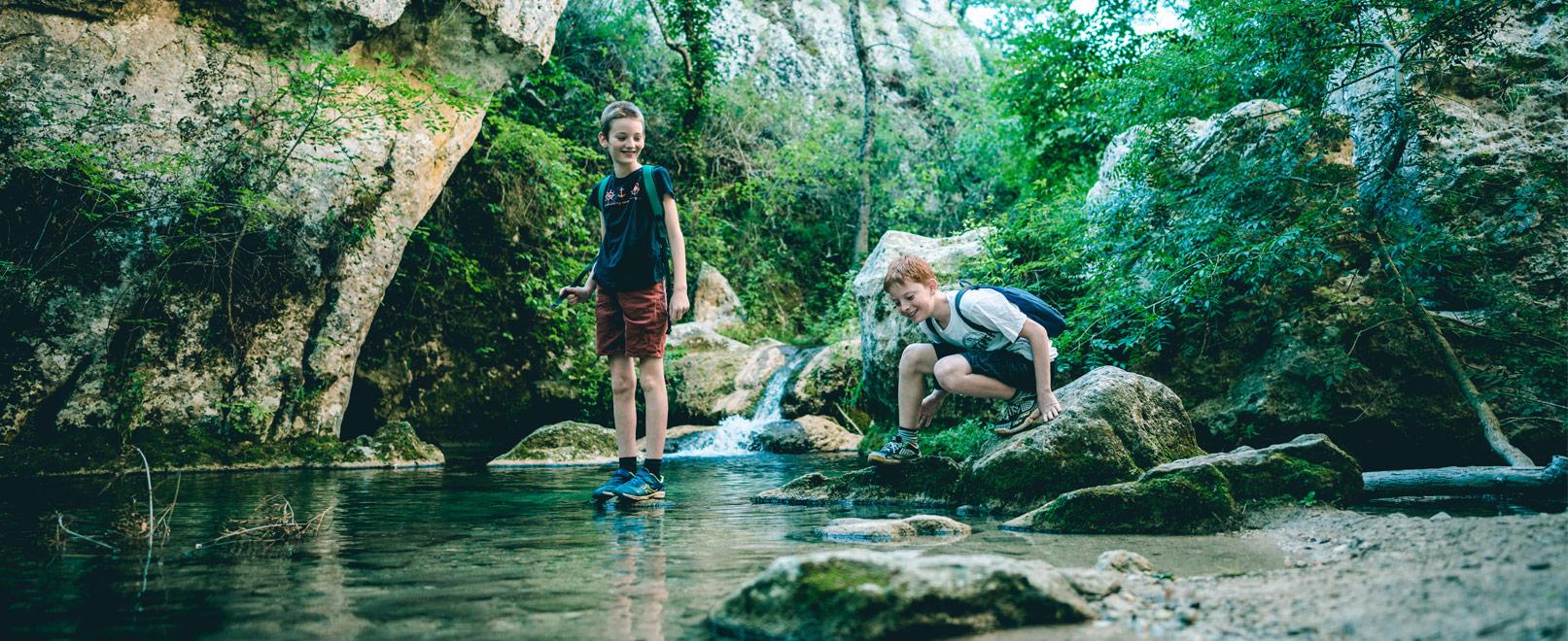 Frisse zomeractiviteiten en -uitstapjes  © OBrien