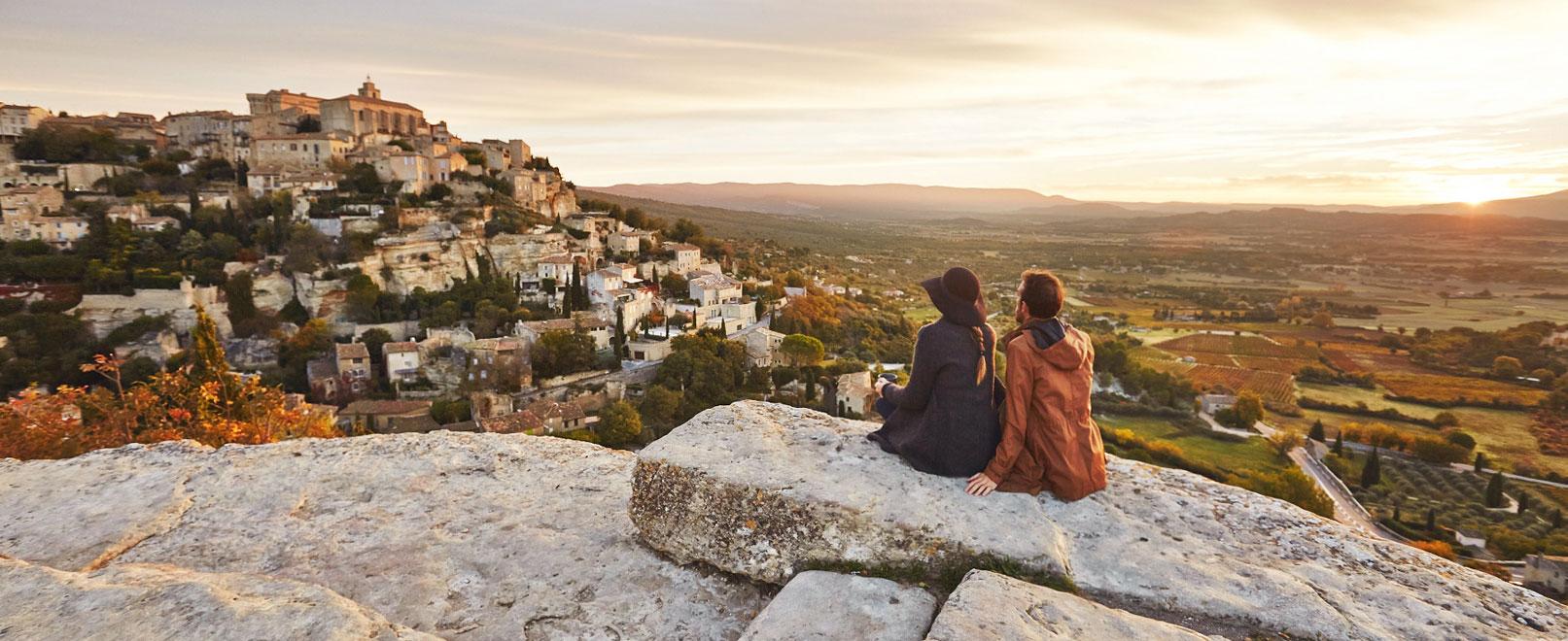 De dorpen van de Provence © Coquard
